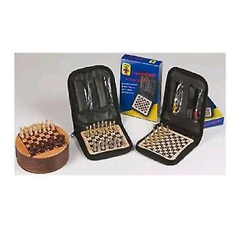 Reise-Etui Reise Schachspiel