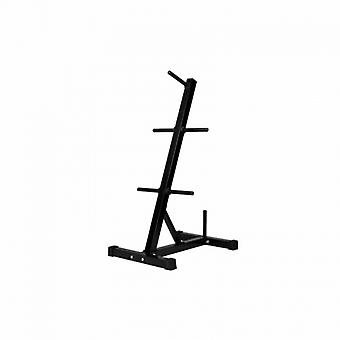 Gewicht schijven - zwarte GS020 opslag rek