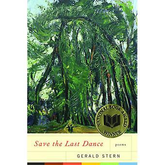 Save the Last Dance - poèmes de Gerald Stern - livre 9780393337310