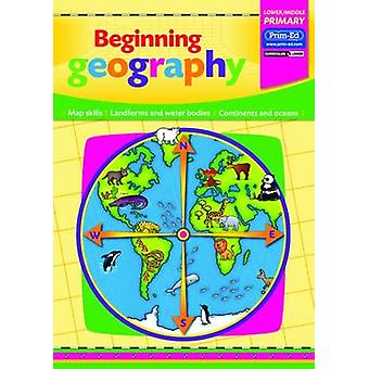 Beginning Geography - Map Skills - Landforms and Waterbodies - Contine