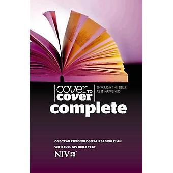 Cover to Cover Complete NIV Edition - Through the Bible as it Happened