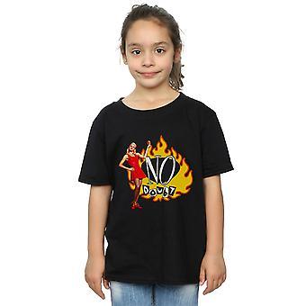 Ingen tvil flammer jenter Gwen t-skjorte