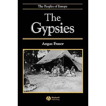 The Gypsies (2nd Revised edition) by Angus Fraser - 9780631196051 Book