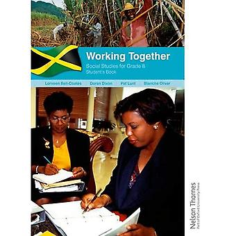 Social Studies for Grade 8, Working Together - Student's Book: Student's Book 2