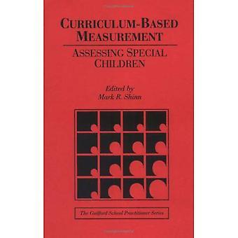 Curriculum-based Measurement en speciale diensten voor kinderen