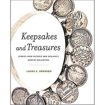 Souvenirs en schatten: verhalen uit de historische New England's sieraden collectie