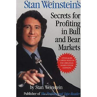 Secrets de Stan Weinstein for Profit in Bull et marchés baissiers