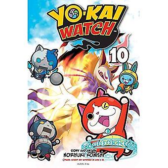 YO-KAI zegarek, Vol. 10 (Yo-kai Watch)