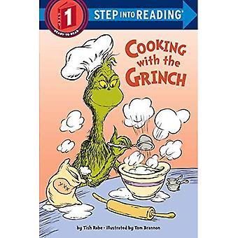 Cuisiner avec le Grinch (Dr. Seuss) (étape en lecture - niveau 1)