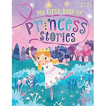 Mon premier livre d'histoires de princesse - 384 Pages