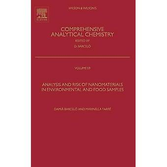 Analysis and Risk of Nanomaterials in Environmental and Food Samples by Barcelo & Damia