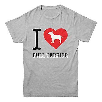 Officiële huisdier-Selfie T-Shirt-Terriër van de stier