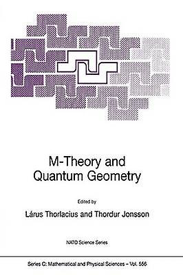 MTheory and Quantum Geometry by Thorlacius & Larus