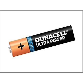 Duracell AAA Cell Ultra Power Batteries Pack of 4 RO3A/LR03