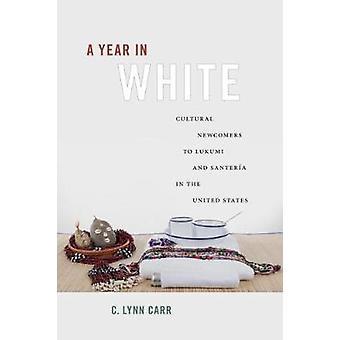 白い文化 Lukumi カー & C. リンによってアメリカ合衆国 Santera はじめた年