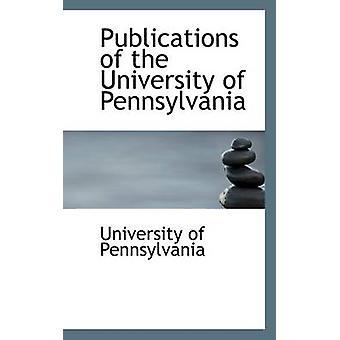 منشورات من جامعة آند في جامعة بنسلفانيا بولاية بنسلفانيا