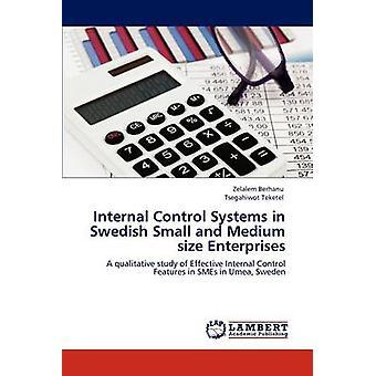 Tamanho de sistemas de controlo interno em Sueco pequenas e médias empresas por Berhanu & Junior