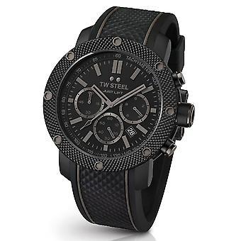 TW Steel Ts13 Simeon Panda Limited Edition mens watch 48 mm