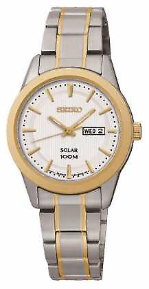Seiko Womens Day/Date Display SUT162P1 Watch
