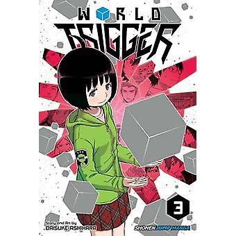 World Trigger Vol. 3 por Daisuke Ashihara