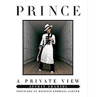 Prince - A Private View by Afshin Shahidi - 9781250134431 Book