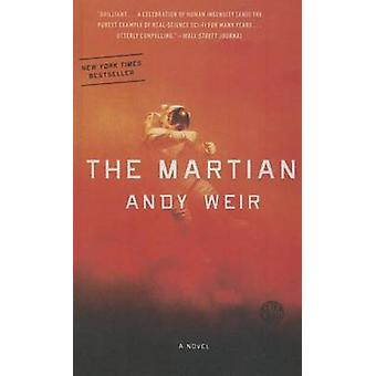The Martian by Andy Weir - 9781627655002 Book