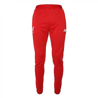 2019-2020 Liverpool On Pitch Slim Pants (Red)