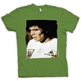 Dame T-shirt - Maradonna Argentina - fodbold