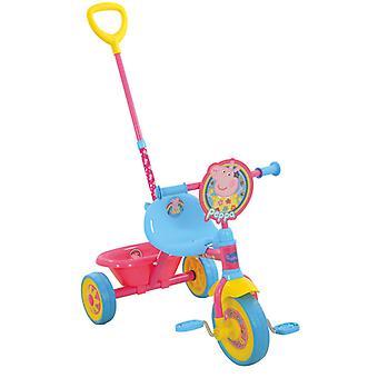 Peppa Pig meu primeiro trike