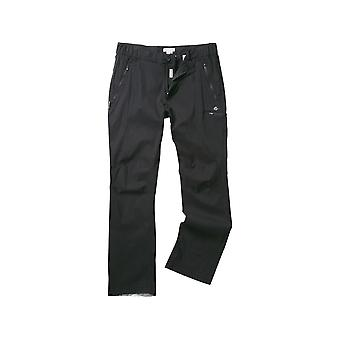 Craghoppers Kiwi Pro Stretch Mens Trousers Black (L 36in)