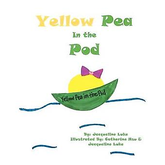 Yellow Pea in the Pod by Luke & Jacqueline