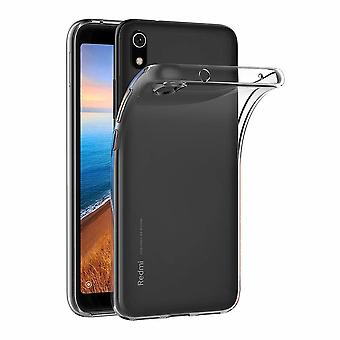 Hoesje CoolSkin3T TPU Case voor Xiaomi Redmi 7A Transparant Wit