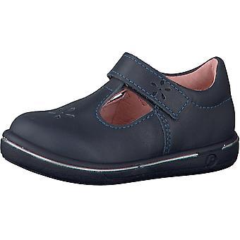 Ricosta Pepino Girls Winona T-bar Zapatos Nautic Azul