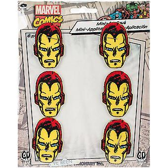 Marvel Comics Patch-Iron Man 1.125