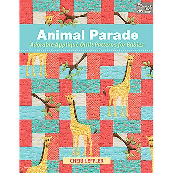 That Patchwork Place Animal Parade Tp 82823