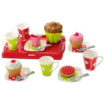 Smoby Cupcakes Breakfast Set (Kids , Toys , Imitation , House , Accessories)