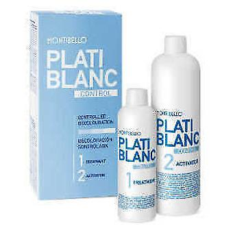 Montibel·lo Platiblanc Control (200 Ml+ 400Ml) (Woman , Hair , Hair Dyes , Accessories)