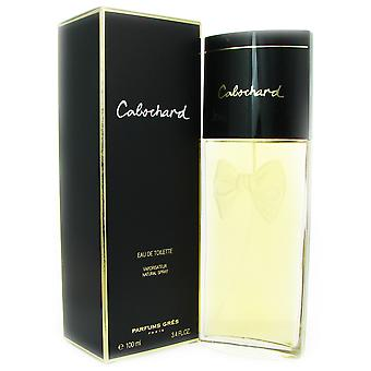 Cabochard for Women by Gres 3.4 oz EDT Spray