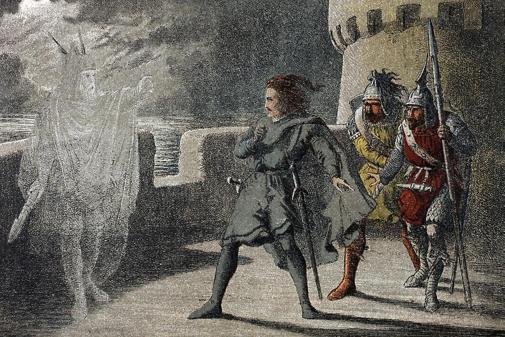 opposing hamlets depiction as the best tragic hero in shakespeares hamlet The main characters in william shakespeare's play 'the tragedy of hamlet prince of denmark of denmark hamlet the tragic hero suffers.