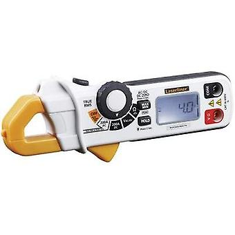 Clamp meter digital Laserliner MultiClamp-Meter Pro Calibrated to: Manufacturer's standards (no certificate) CAT III 60