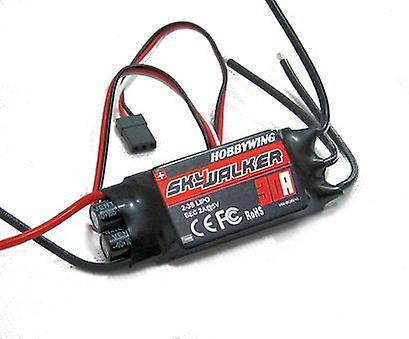 HobbyWing 30 A ESC, with connectors