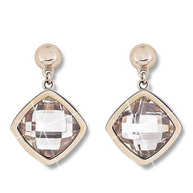 s.Oliver jewel ladies earrings stainless steel cubic zirconia SO997/1 - 465274