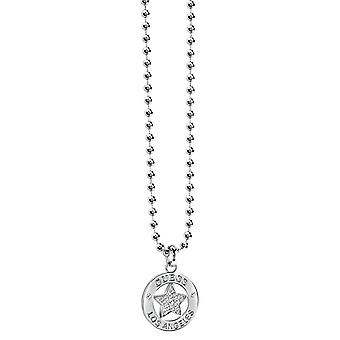 Guess ladies chain necklace stainless steel Silver UBN21599