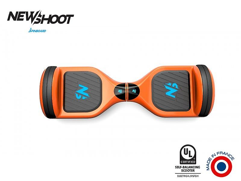 hoverboard spinboard © intense classic orange