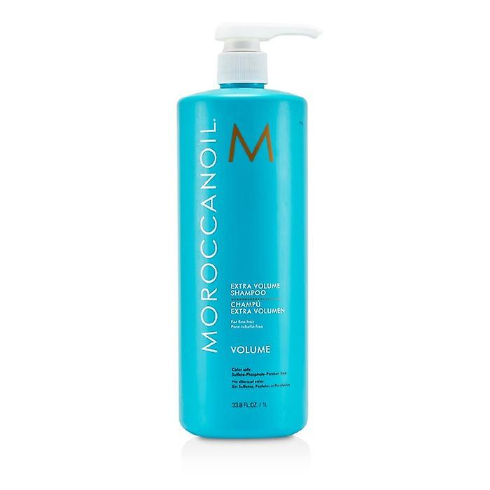 Moroccanoil Extra Volume Shampoo (For Fine Hair) 1000ml/33.8oz