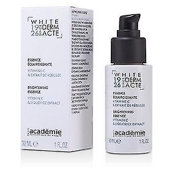 Academie Derm Acte Brightening Essence - 30ml/1oz
