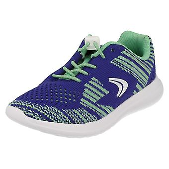 Childrens Clarks Trainers SprintKnit