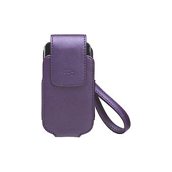 BlackBerry - Synthetic Tote Case For Blackberry Kickstart 8220 Cell Phones -  Pu