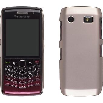 Wireless Solutions Color Click Case for BlackBerry 9100 Pearl - Champagne