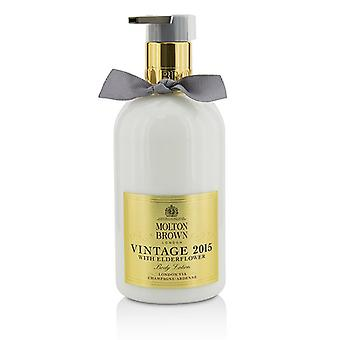 Molton Brown Vintage 2015 With Elderflower Body Lotion 300ml/10oz